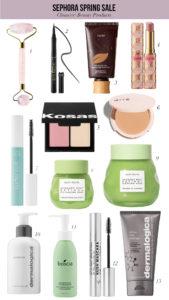 Sephora Spring Sale 2020 Clean Beauty