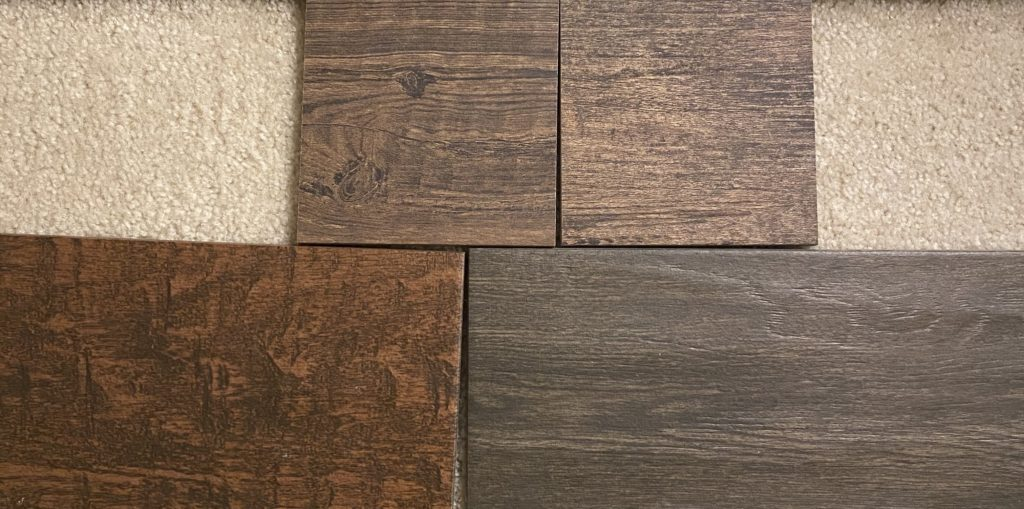 How To Choose Flooring: Tile Samples