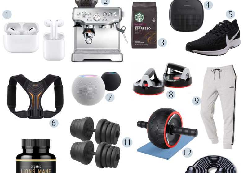 Holiday Gift Guide 2020 - Men