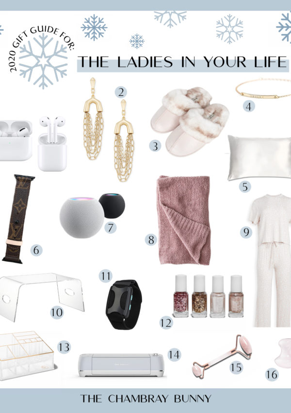 2020 Gift Guide For: The Ladies in Your Life