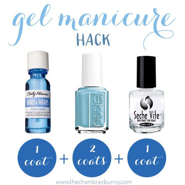 Tried & True: Gel Manicure Hack