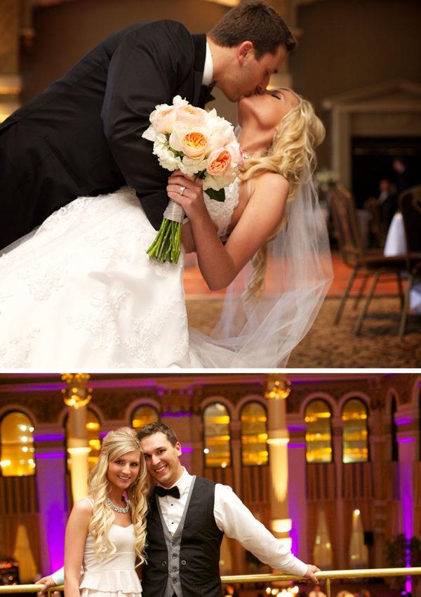 Wedding Week (Day 4): The Reception!