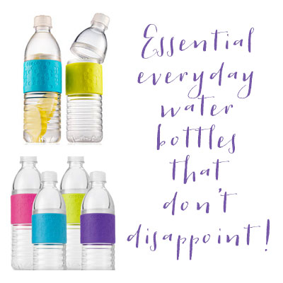 Essential everyday water bottles that don't disappoint!
