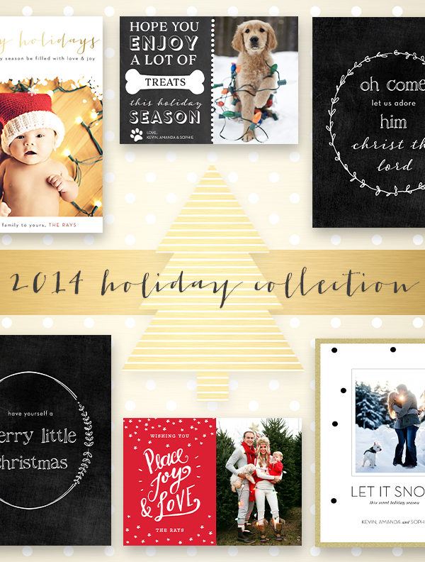 2014 Holiday Card & Art Print Collection!