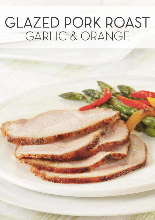 Favorite Recipe: Glazed Pork Roast
