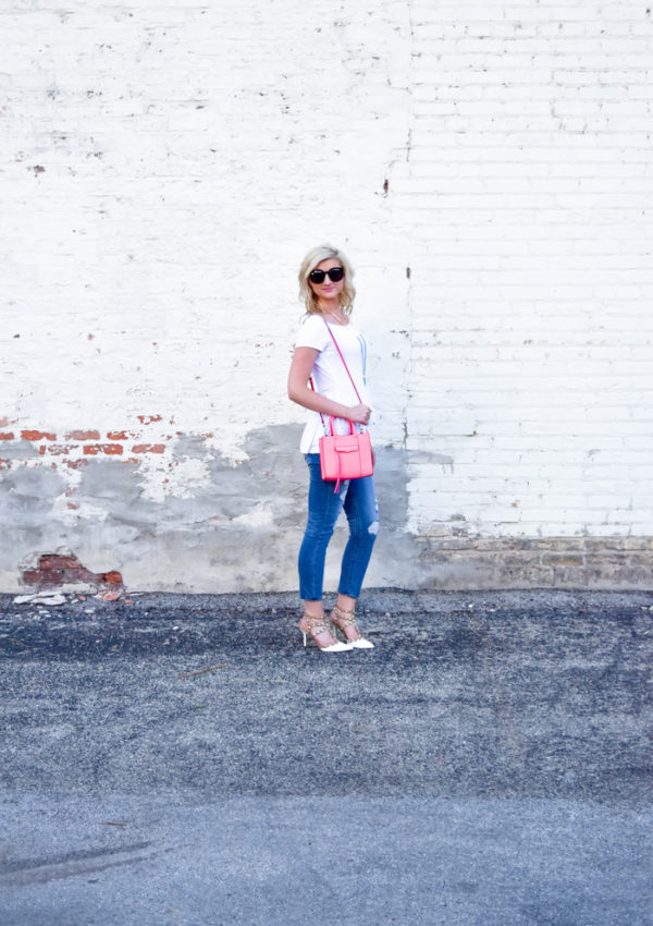 Pops of Neon + New York Fashion Week Giveaway!!