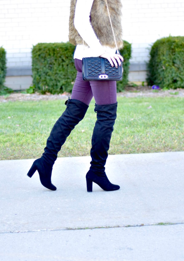 Giveaway! Stuart Weitzman Highland Boots + $600 Nordstrom Gift Card!