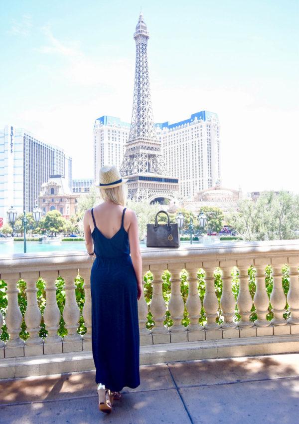 Soft Black Maxi + Vegas