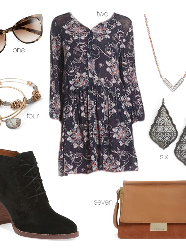 Nordstrom Sale Outfit Inspiration #2 – New Boho