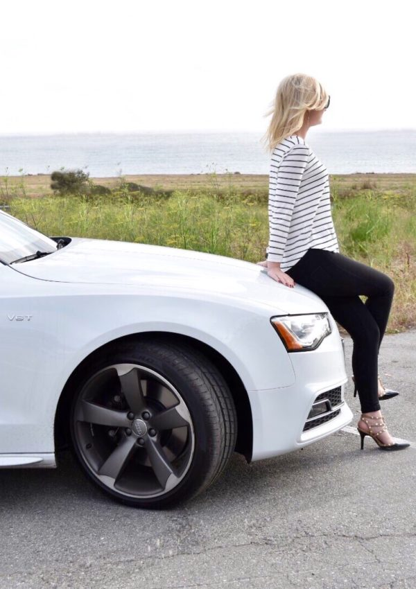Exploring San Francisco and Beyond with Audi on demand