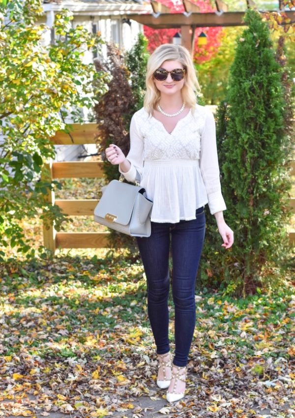 Thanksgiving Outfit + Nordstrom $1,000 Giveaway!