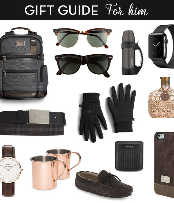 Christmas Gift Guide – For Him