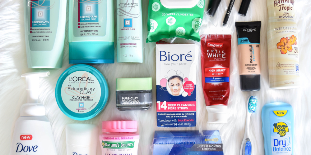 19 Affordable Spring Beauty Essentials with Meijer Beauty The Chambray Bunny