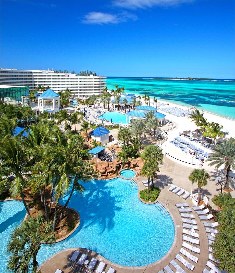 Melia Nau Beach Resort Exterior