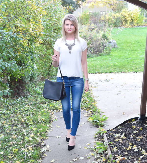 Silk, Leather and Denim + Nordstrom Giveaway!