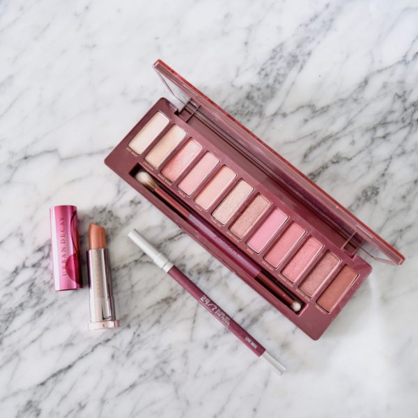 Urban Decay Naked Cherry Collection Favorites