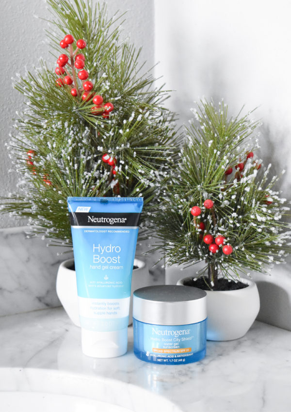 Why Use SPF in the Winter Time + NEUTROGENA® Hydro Boost