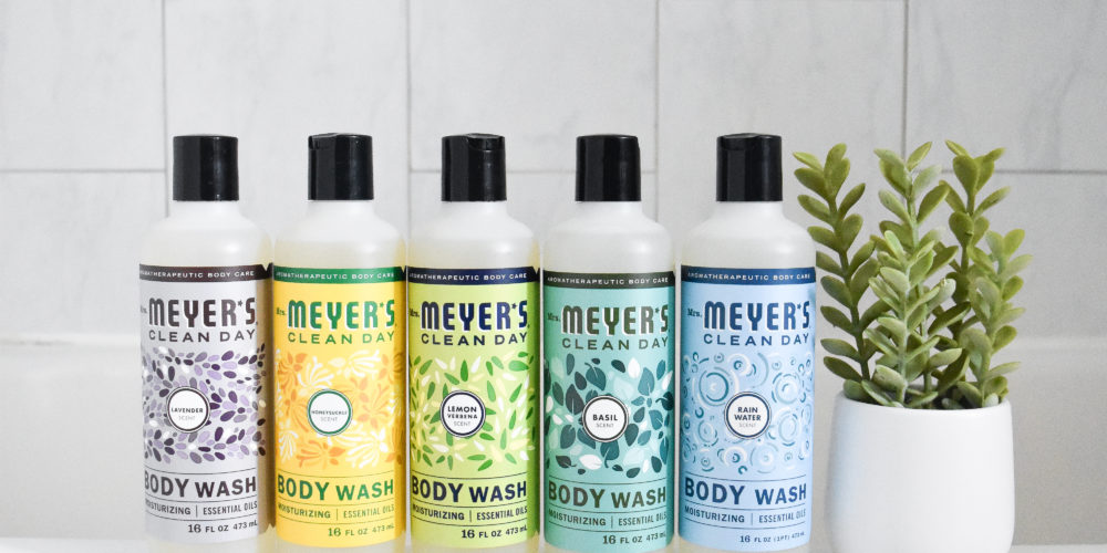 Mrs. Meyers Clean Day Body Wash