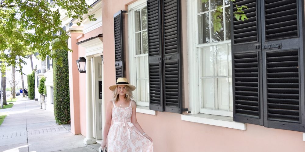 47 E Bay Street, Charleston, SC Coral House Pink House 4