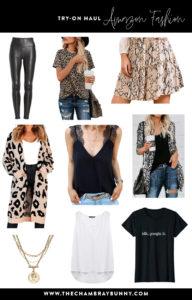 Amazon Fashion – Fall Try On-Haul – 8.16.19
