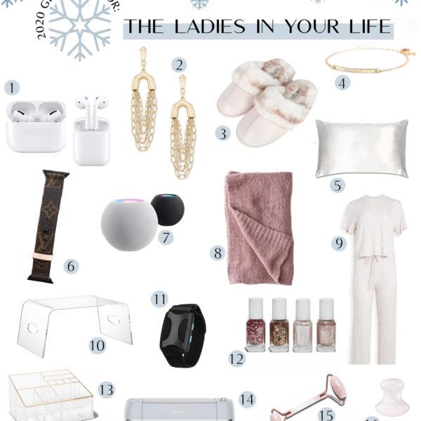 2020 Gift Guide Women
